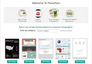 Inici Piktochart