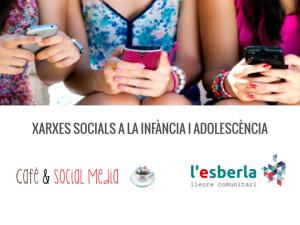 xarxes socials infancia i adolescencia