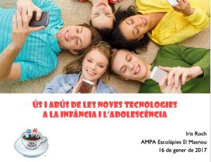 Xarxes socials i adolescència