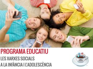 programa educatiu xarxes socials adolescencia
