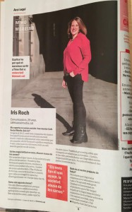 Entrevista Time Out a Iris Roch