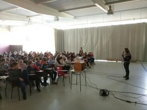 Conferència Cafè i Social Media IES Vic ESO