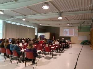 Conferència Cafè Social Media Cicles IES VIC
